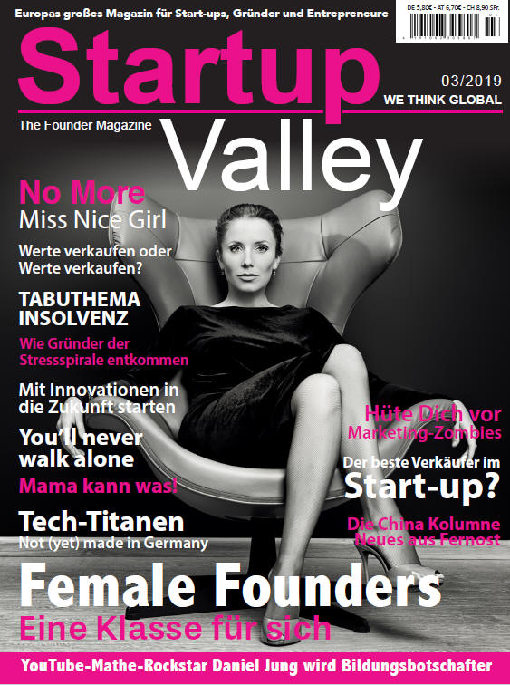 Cover Startupvalleynews 0419